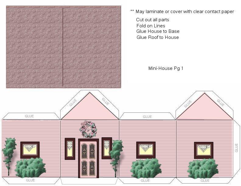 Contemporary Putz House Template Ideas - Resume Ideas - namanasa.com